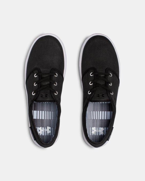 Women's UA Street Encounter Shoes, Black, pdpMainDesktop image number 3
