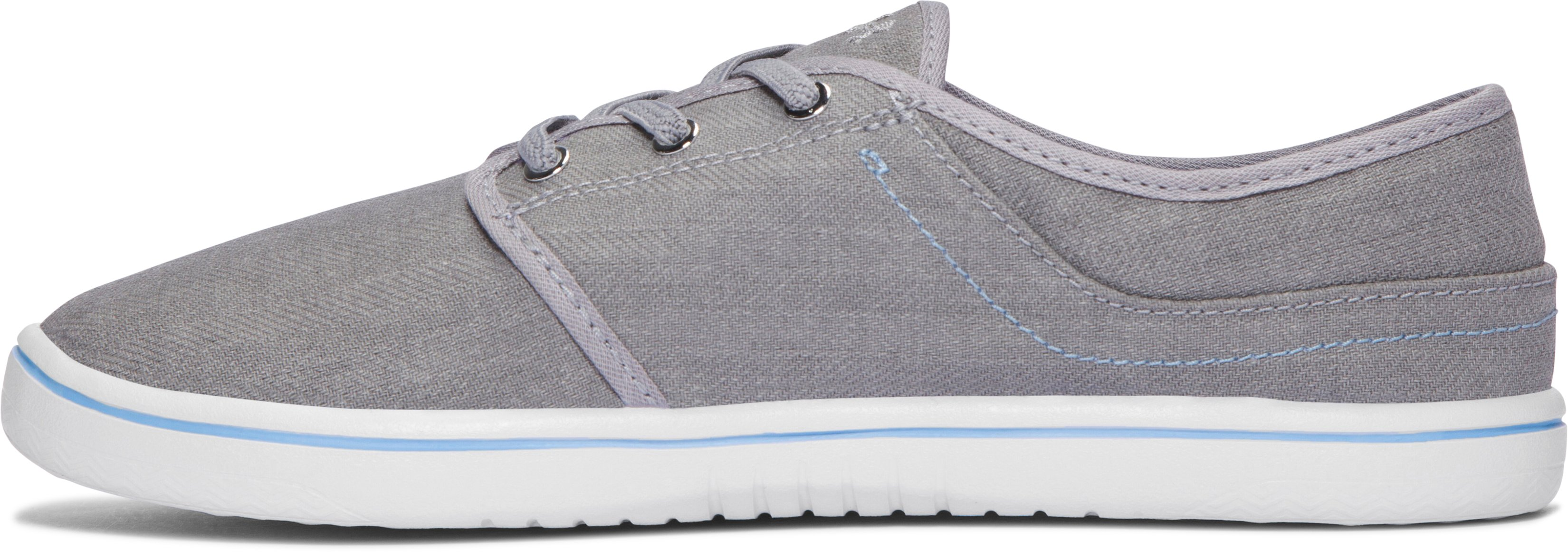 Women's UA Street Encounter Shoes, GRAY WOLF, undefined