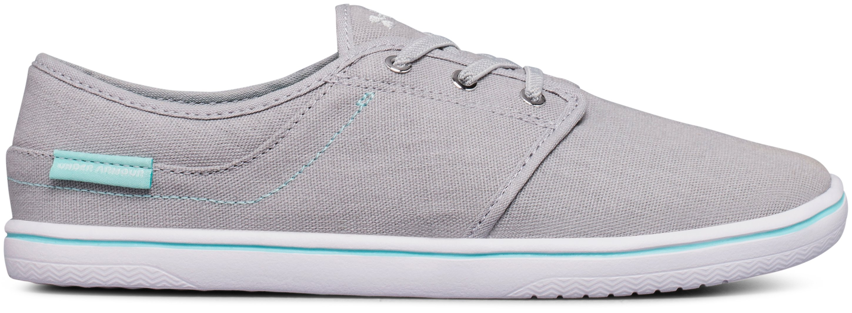 Women's UA Street Encounter Shoes, OVERCAST GRAY,