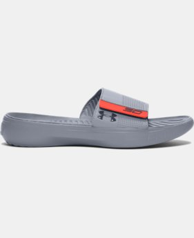 Men's UA Curry 3 Slides   $49.99