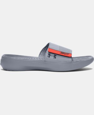 Men's UA Curry 3 Slides  1 Color $49.99