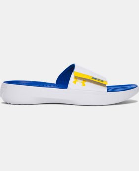 Men's UA Curry 3 Slides  2 Colors $49.99