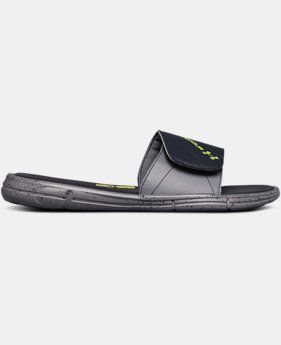 Men's UA Ignite Water Friendly Slides  1  Color Available $44.99