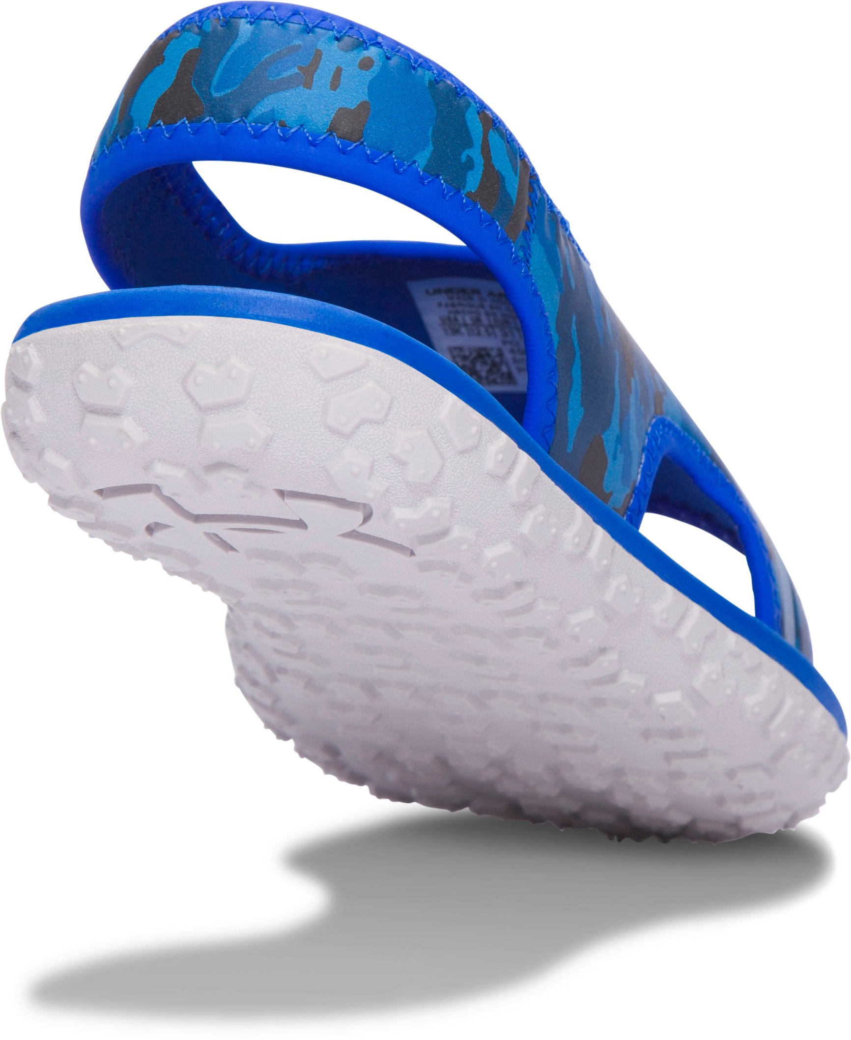 Boys' Pre-School UA Fat Tire Sandals, ULTRA BLUE, undefined
