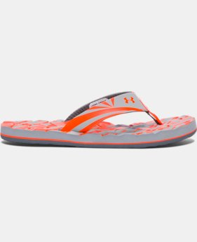 Boys' UA Marathon Key II Sandals  1 Color $22.99