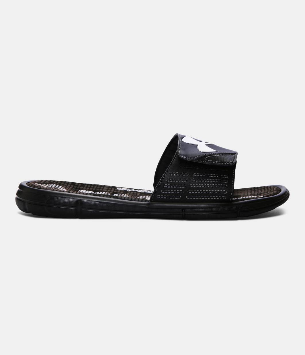Mens Bedroom Slippers Leather Slides Shoes Sandals For Men Under Armour Us