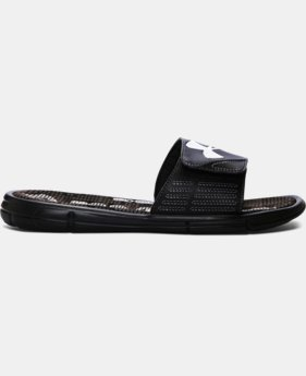 Men's UA Mercenary VIII Slides  3 Colors $39.99