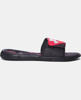 Men's UA Mercenary VIII Slides  1 Color $23.99 to $29.99