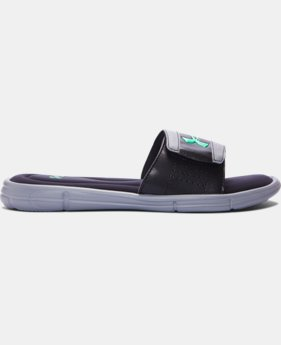 Men's UA Ignite V Slides  1 Color $39.99
