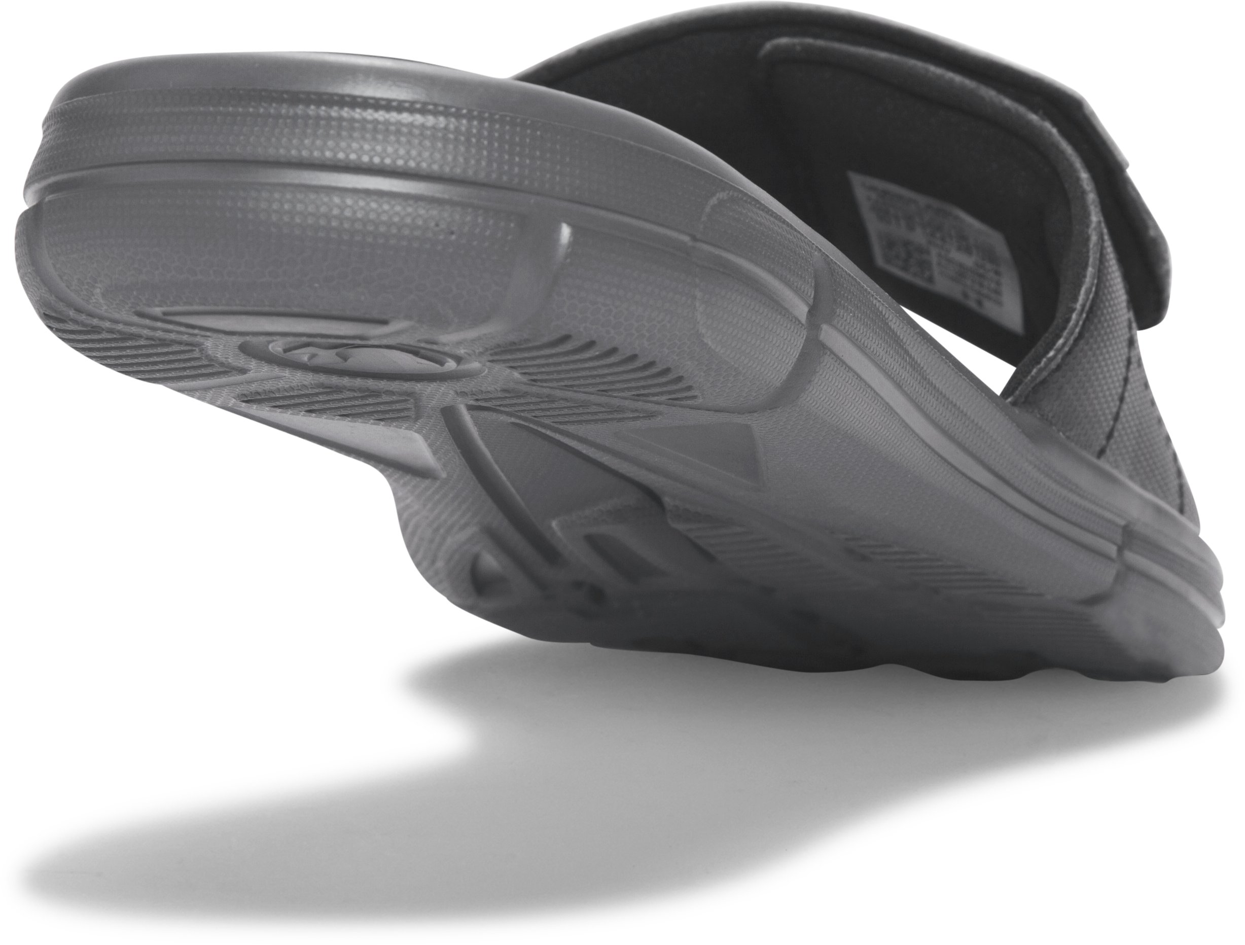 Men's UA Ignite V Slides, Graphite