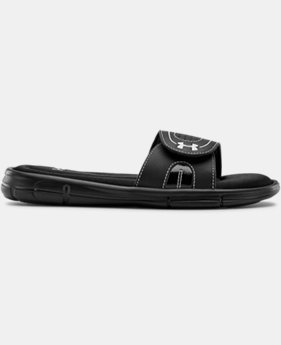 Women's UA Ignite VII Slides  2 Colors $34.99