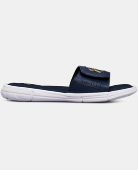 Boys' UA Ignite V Slides  1  Color Available $29.99