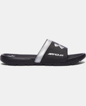 Men's UA Playmaker VI Slides  1 Color $34.99
