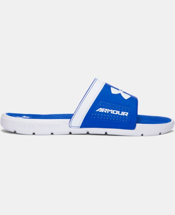 New Arrival  Men's UA Playmaker VI Slides  4 Colors $34.99