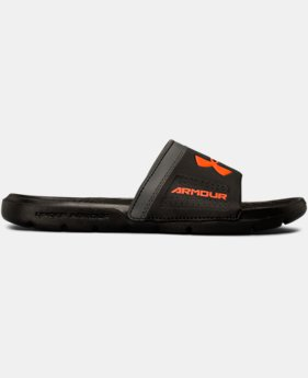 Boys' UA Playmaker VI Slides  1 Color $24.99