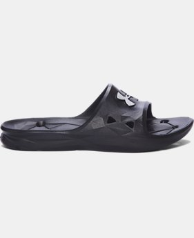 Men's UA Locker III Slides LIMITED TIME: FREE U.S. SHIPPING 1  Color Available $19.99