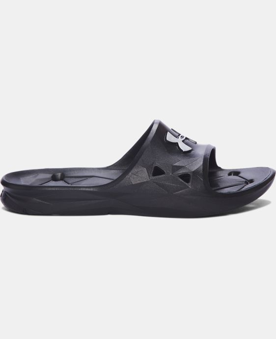 New Arrival  Men's UA Locker III Slides  2 Colors $24.99