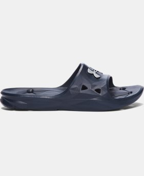 Men's UA Locker III Slides  1  Color Available $19.99