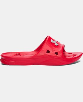 Men's UA Locker III Slides  3 Colors $24.99