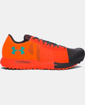 New to Outlet Men's UA Horizon KTV Trail Running Shoes  1  Color $97.49