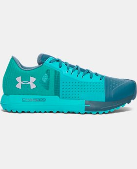 New to Outlet Women's UA Horizon KTV Trail Running Shoes  1 Color $90.99