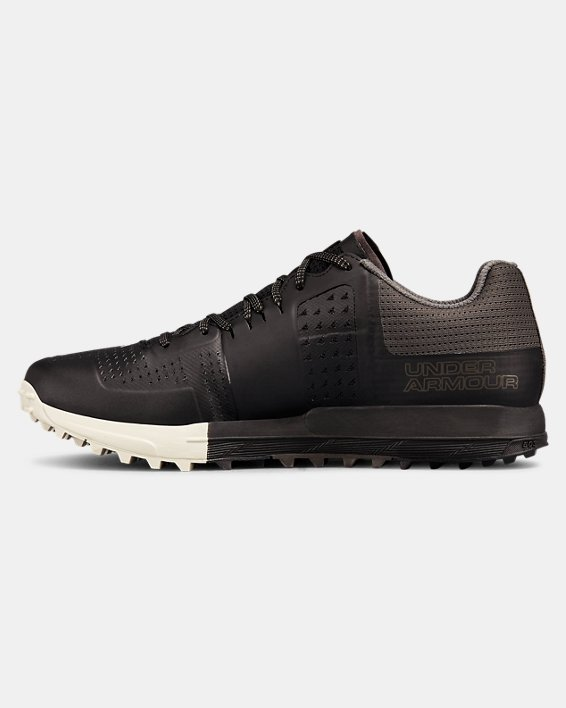 Men's UA Horizon RTT Trail Running Shoes, Black, pdpMainDesktop image number 1