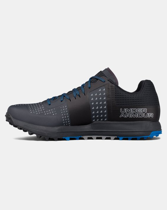 Men's UA Horizon RTT Trail Running Shoes, Gray, pdpMainDesktop image number 1