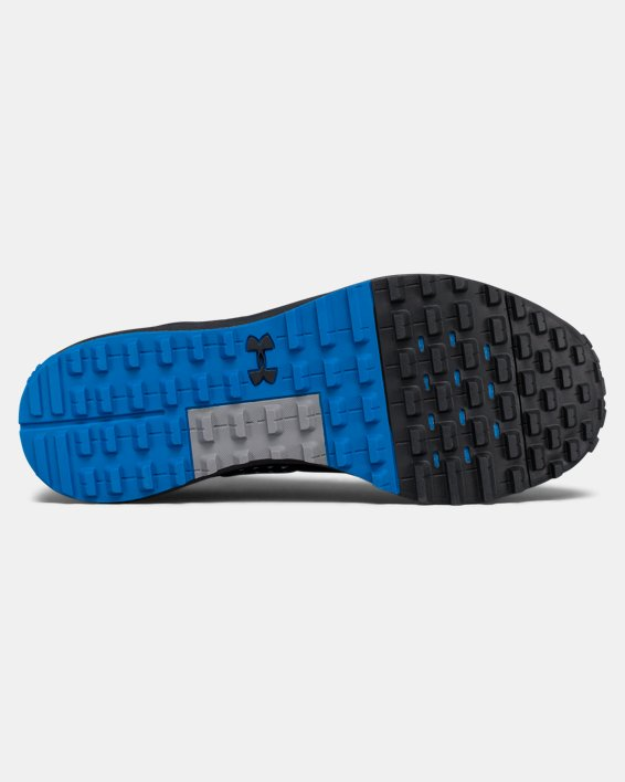 Men's UA Horizon RTT Trail Running Shoes, Gray, pdpMainDesktop image number 2