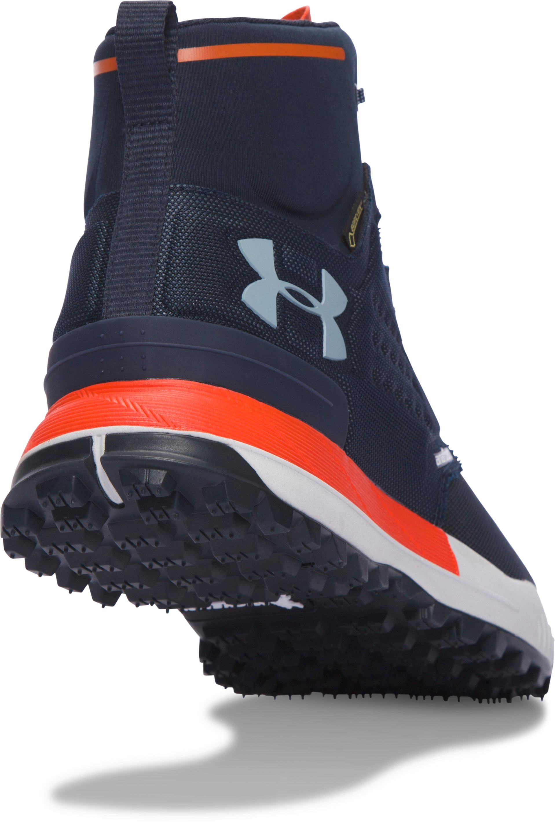 Men's UA Newell Ridge Mid GORE-TEX® Hiking Boots, BLUE DRIFT,