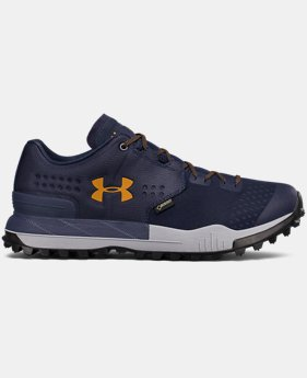 Men's UA Newell Ridge Low GORE-TEX® Hiking Boots  1  Color Available $101.99 to $127.99