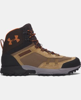 Men's UA Post Canyon Mid Hiking Boots  1  Color $65.99 to $82.99