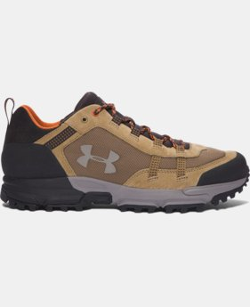 Men's UA Post Canyon Low Hiking Boots  1 Color $74.99