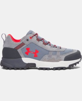 Women's UA Post Canyon Low Hiking Boots  1  Color Available $74.99