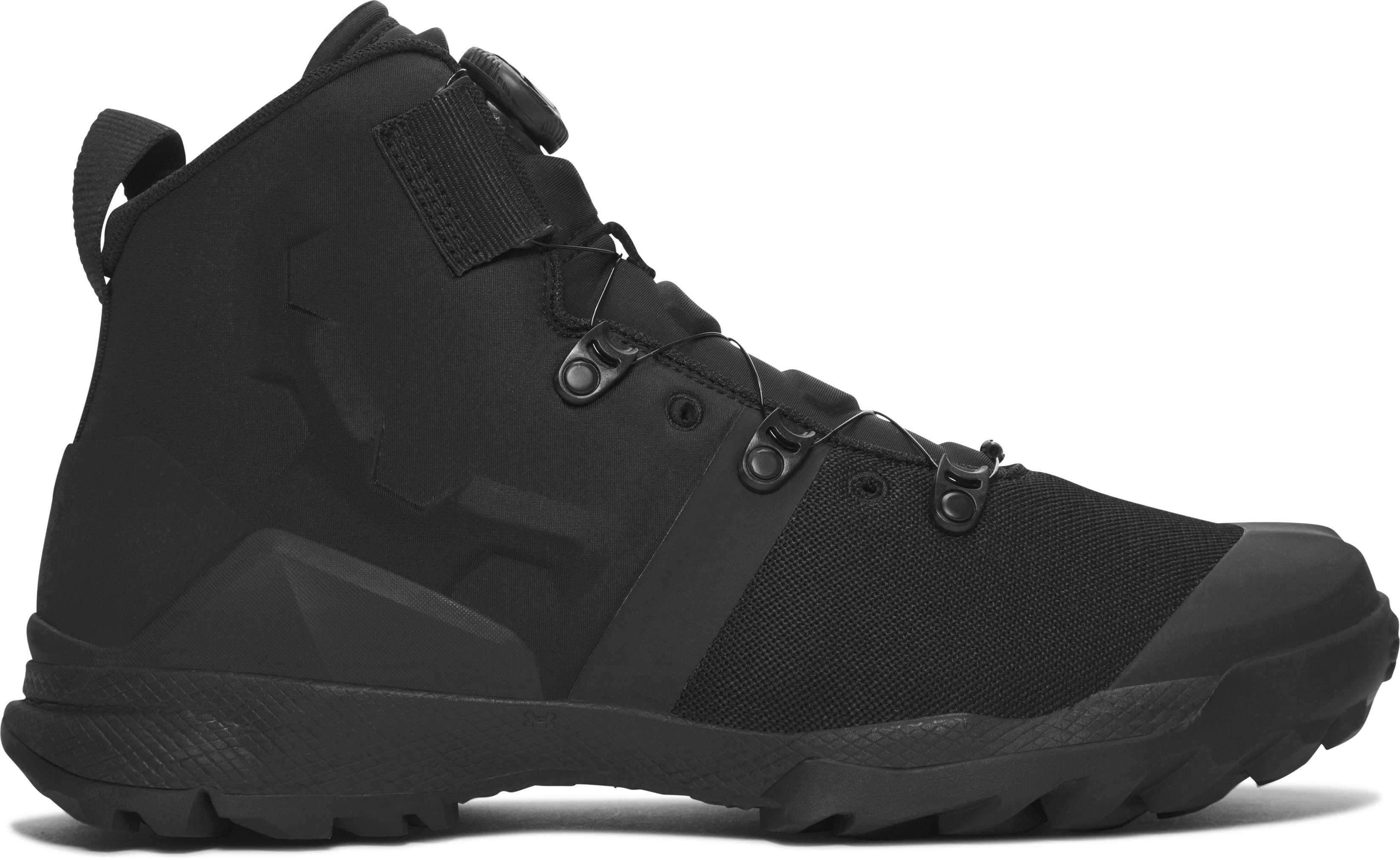 Men's UA Infil Tactical Boots, Black