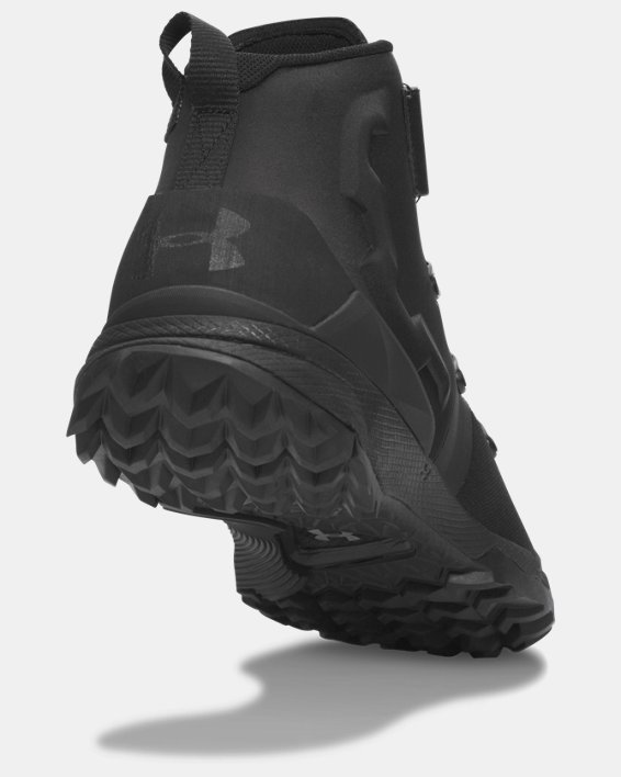 Men's UA Infil Tactical Boots, Black, pdpMainDesktop image number 2