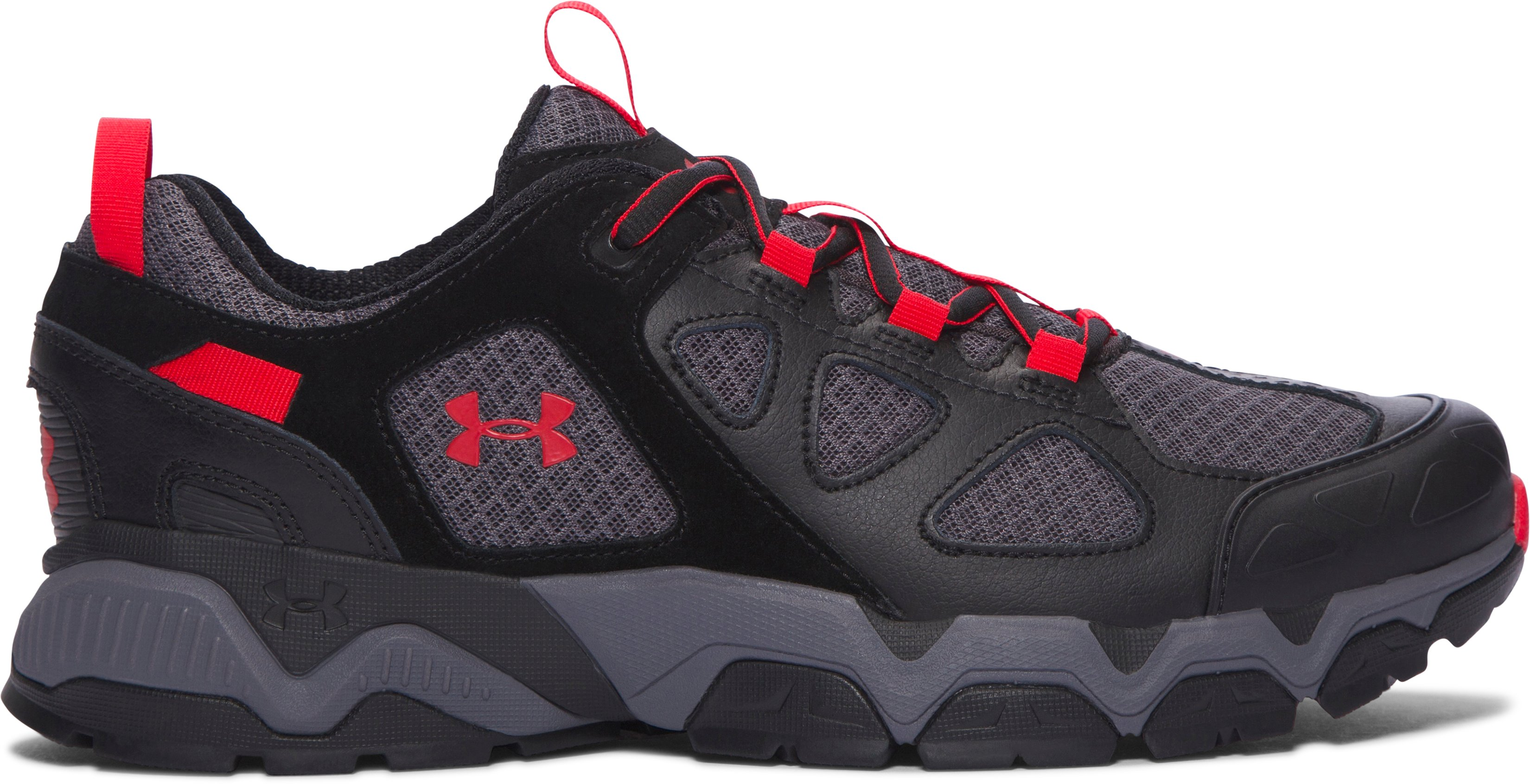Men's UA Mirage 3.0 Hiking Shoes, Black ,