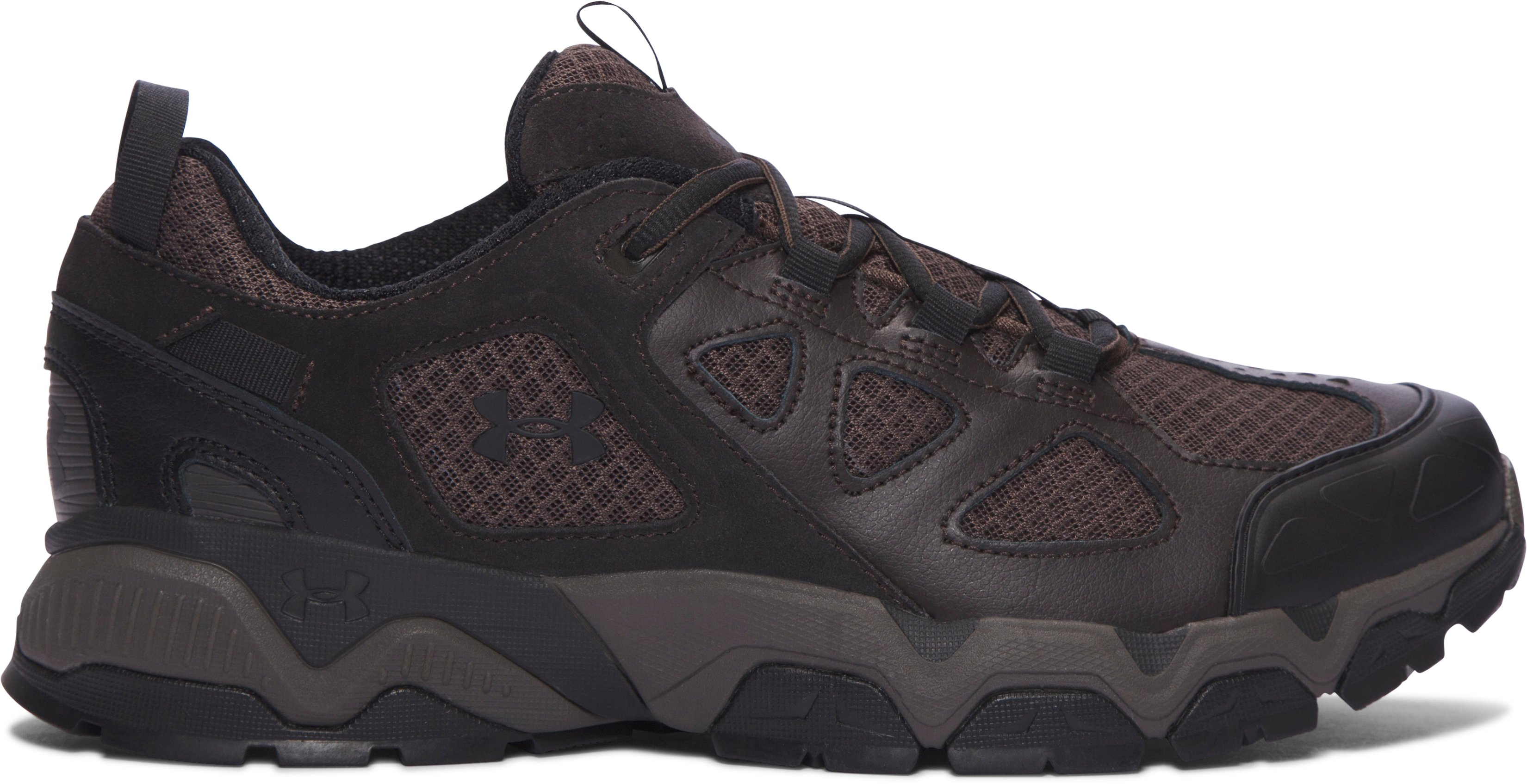 Men's UA Mirage 3.0 Hiking Shoes, CANNON, undefined
