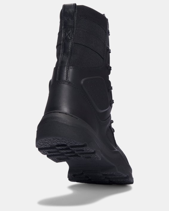 Men's UA FNP Tactical Boots, Black, pdpMainDesktop image number 2