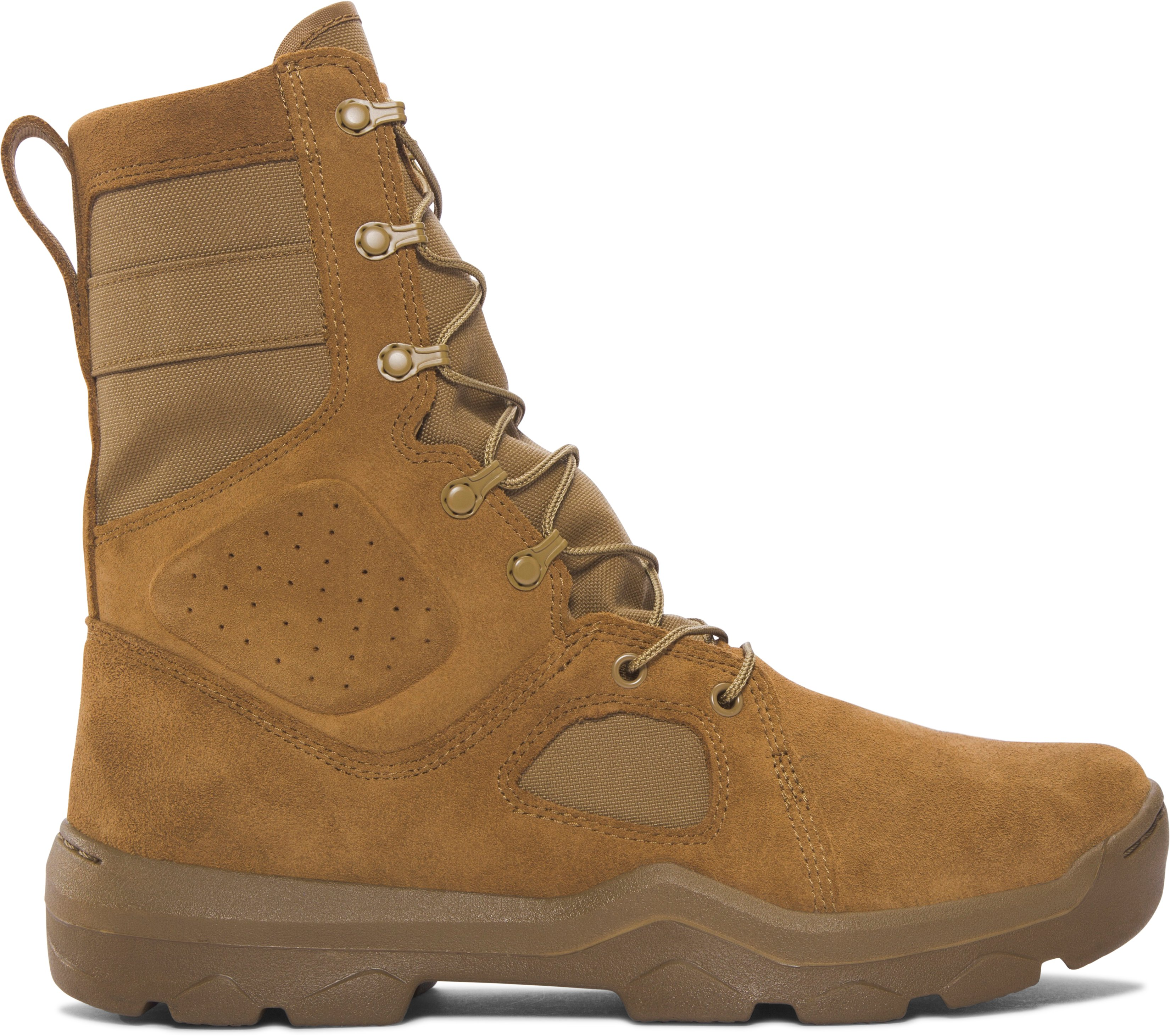 Men's UA FNP Tactical Boots, Coyote Brown