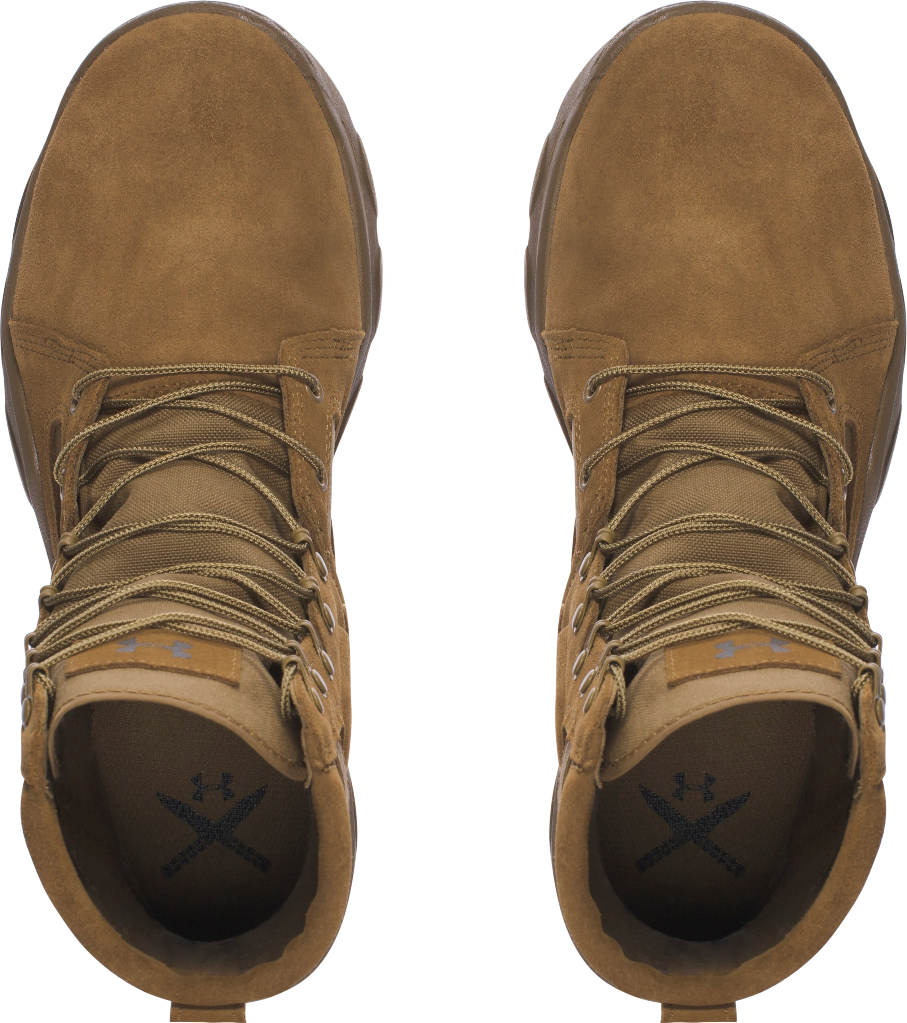 Men's UA FNP Tactical Boots, Coyote Brown, undefined
