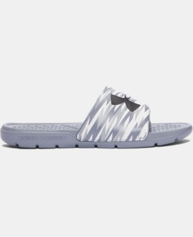 Best Seller Boys' UA Strike Flash Slides  1 Color $19.99