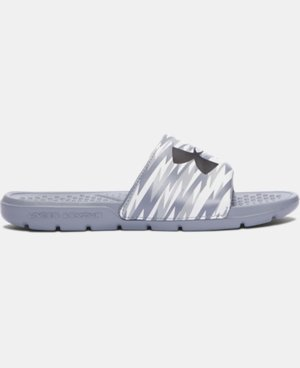 New Arrival Boys' UA Strike Flash Slides   $24.99