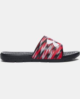 Boys' UA Strike Flash Slides  2 Colors $24.99