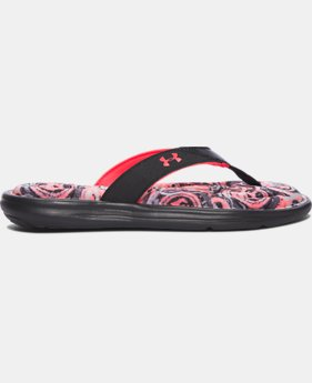 Girls' UA Marbella Marble V Sandals   $33.78