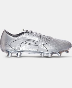 Men's UA ClutchFit® Force 2.0 FG Soccer Cleats – Metallic Edition  1 Color $119.99