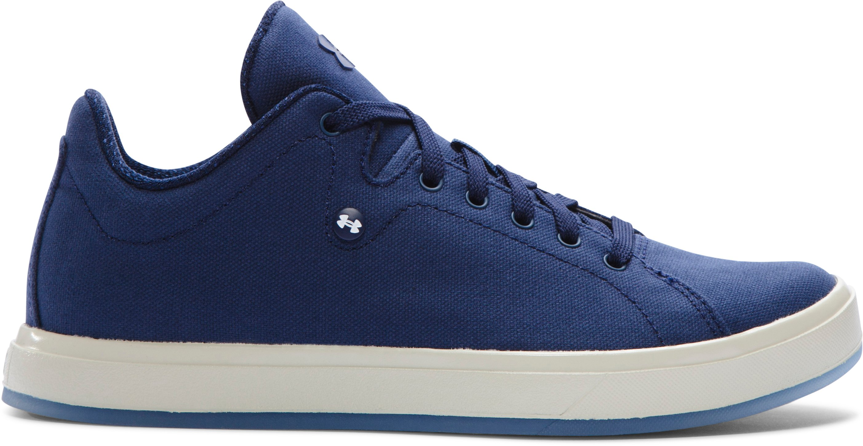 Boys' Grade School UA Mobtown Shoes, Midnight Navy, undefined