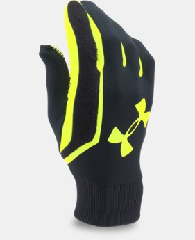 Men's UA Field Players Glove  2  Colors Available $29.99