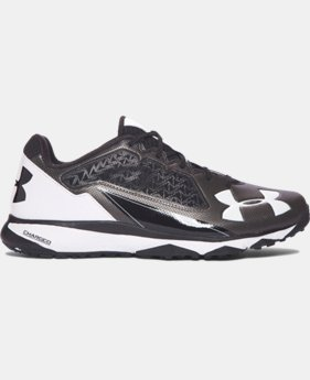Men's UA Deception Baseball Training Shoes — Wide  1 Color $82.99