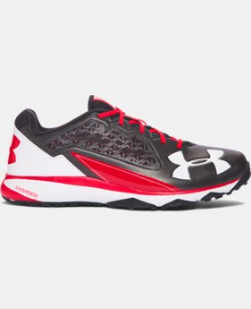 Men's UA Deception Baseball Training Shoes — Wide  4 Colors $47.99