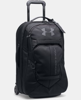 UA Checked Rolling Travel Bag  1 Color $249.99